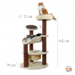 "Когтеточка ""TRIXIE"" ""Arietta Scratching Post"", 145 см"