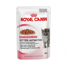 Royal Canin Kitten Instinctive (в желе) 85 гр