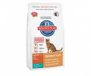 Hills Science Plan Optimal Care Tuna (Тунец)