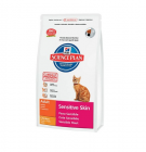 Hills Science Plan Feline Adult Sensitive Skin Chicken (Курица)
