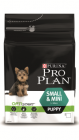 Pro Plan Puppy Small and Mini (Курица, рис)
