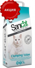 Sanicat Clumping Value, 5л=5кг