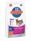 Hills Science Plan Canine Mature Adult 7+ Small & Miniature (Курица, индейка)